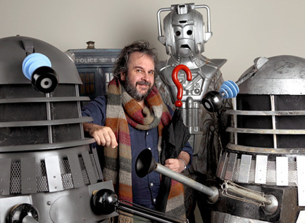 Peter Jackson Names His Fee For Directing An Episode Of Doctor Who | Sci-Fi | Scoop.it