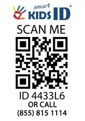 SmartKidsID Child Medical Id Braclets   Keep your kids safe with child Id and medical Id bracelets using QR Codes!   Scoop.it