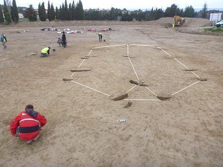 FRANCE : Fouille d'un important habitat néolithique à Vernègues – Cazan (Bouches-du-Rhône) | World Neolithic | Scoop.it