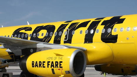 Spirit Airlines robot responds to questions on social media | Tourism Social Media | Scoop.it