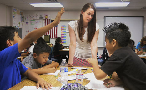 Las Vegas: Betting On New Teachers But Coming Up Short | Ed Tech Chatter | Scoop.it
