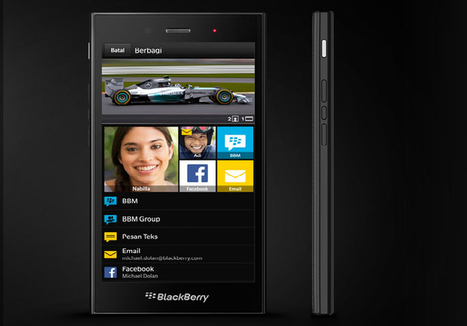 "BlackBerry Unveils its Z3 ""Jakarta Edition"", a New BlackBerry 10 Device   BLACKBERRY APP MART   Scoop.it"