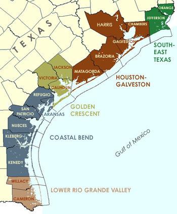 Study finds Texas Gulf Coast storm buffer would create jobs   Texas Coast Living   Scoop.it
