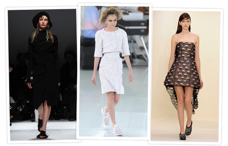 Unexpected Trend: Couture Fashion Week | Cultural Trendz | Scoop.it