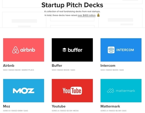 Découvrez les pitchs de 15 start-ups populaires : Airbnb, Buffer, YouTube, LinkedIn... | Community Management Post | Scoop.it