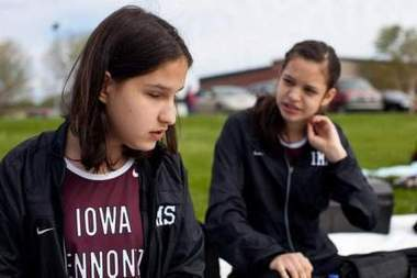 Blind exchange student track runner loves to feel the wind in her ears | YES Program | Connect All Schools | Scoop.it