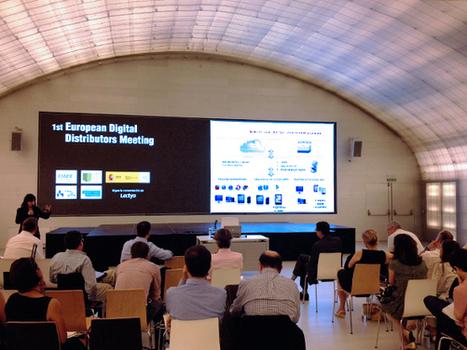 Los e-Distribuidores europeos se unen en Madrid para competir con los colosos   Noticias y comentarios de actualidad sobre el libro electrónico. Documenta 48   Scoop.it
