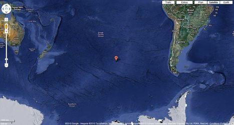 Voici le point Nemo, l'endroit le plus isolé sur Terre - SciencePost | Chronique d'un pays où il ne se passe rien... ou presque ! | Scoop.it