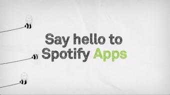 Du développement à l'utilisation, tout ce qu'il faut savoir sur les Spotify Apps | SocialWebBusiness | Scoop.it