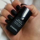 Chanel Velvet Mat Top Coat - $58 | Womens fashion | Scoop.it