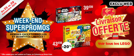 Black FriDay Toys'R'us - Jouets pas Cher Toys'R'us - Ventes-pas-cher.com | Ventes pas cher | Scoop.it