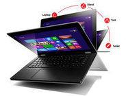 CES 2013 : Lenovo IdeaPad Yoga 11s, la prise en main vidéo   Ordinateurs Pc   Scoop.it