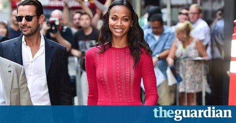 Zoe Saldana producing film on Canada's missing indigenous women | AboriginalLinks LiensAutochtones | Scoop.it