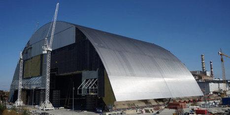 Ce dôme français va recouvrir la centrale de Tchernobyl | Crises & Transformations | Scoop.it