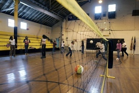 Kids Shouldn't Play Team Sports in Gym Class. It's Not Healthy and It's Not Educational.   PE Big Ideas   Scoop.it