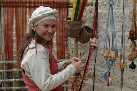 Voyageurs du temps, animation village d' artisans vieux métiers antiques gaulois romains médiévaux | Les métiers gaulois | Scoop.it