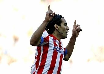 El portero del Mónaco revela que Falcao está 'atado' en un 90 por ciento:  ATLETICO DE MADRID   Deportes   Scoop.it