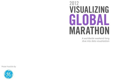 The Visualizing Global Marathon 2012 - Nov 9th-11th | Social Foraging | Scoop.it