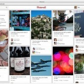 4 words that make Pinterest different than your... | Social Media Article Sharing | Scoop.it