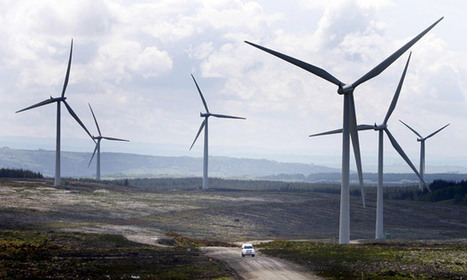 Remote Scottish wind farms to receive guaranteed price for their electricity | Wind Power Markets | Scoop.it