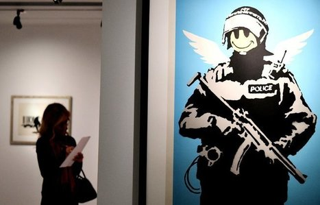 A Banksy Art Show Opens in Rome | Art Contemporain | Scoop.it