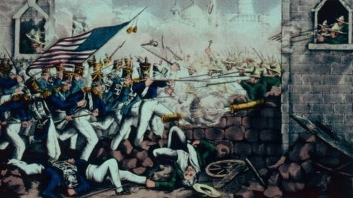Mexico returns remains of US soldiers from 1846 war | BBC | Kiosque du monde : Amériques | Scoop.it