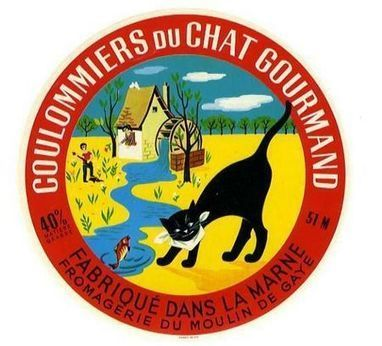 Coulommiers du Chat Gourmand | The Voice of Cheese | Scoop.it