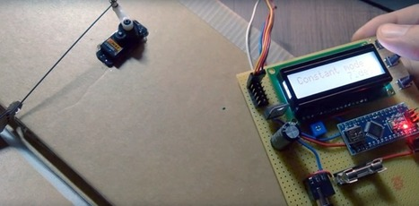 A Dual-purpose Arduino Servo Tester | Raspberry Pi | Scoop.it