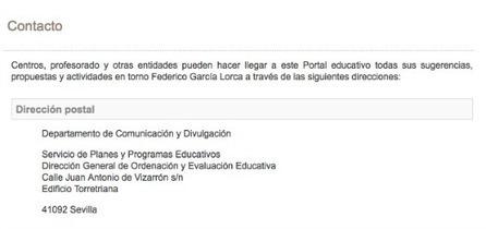 Los piratas de la Consejería de Educación andaluza | Educación a Distancia y TIC | Scoop.it