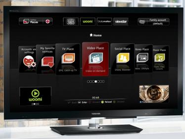 Les téléviseurs Toshiba dans les Relais & Châteaux | Intégrateur Multimédia, secteur Hôtelier | Scoop.it
