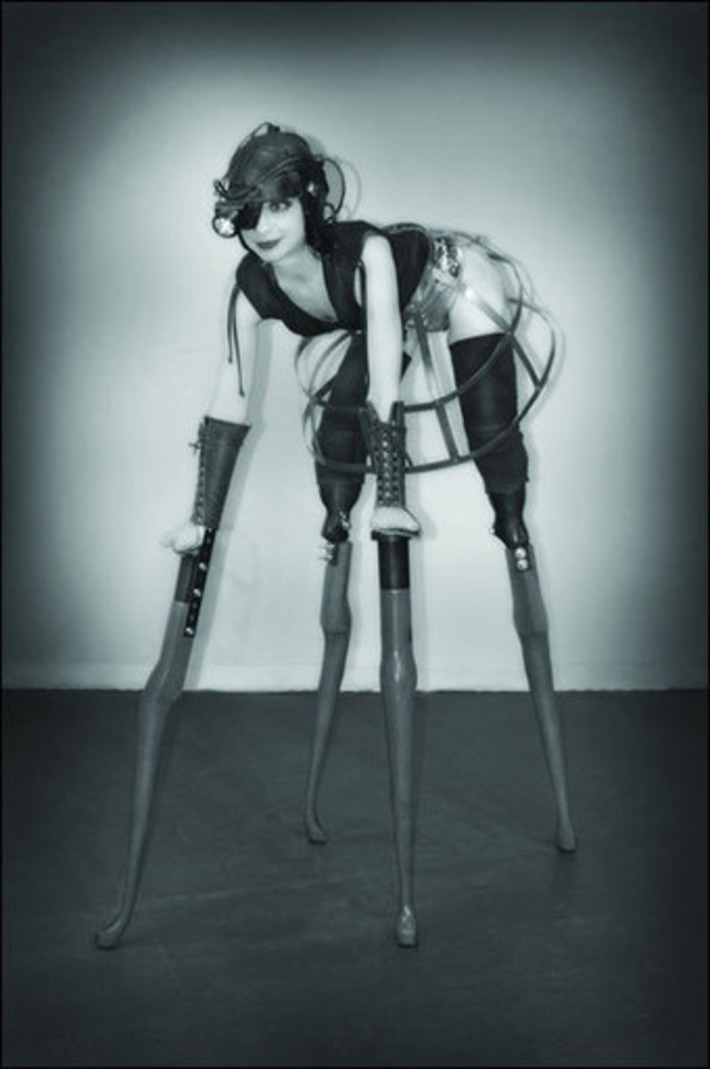 Lisa Bufano: Dancer/Shapeshifter | For Art's Sake-1 | Scoop.it