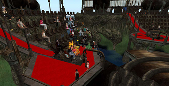 The SL Enquirer: Virtual Worlds Best Practices In Education 2013 Conference 2013-Beyond the Stage- Nomad Aries Reporting…   Virtual University: Education in Virtual Worlds   Scoop.it