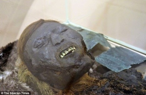 Did You Know? ~ Siberian Mummies in Zeleniy Yar | History & Romance | Scoop.it