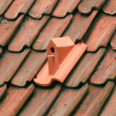 This Birdhouse Tile Makes the Most of Your Roof | Strange days indeed... | Scoop.it