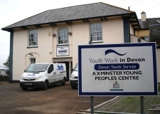 """UK NEWS: """"Asbestos threat cleared from youth centre"""" 