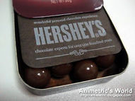 HERSHEY'S MILK CHOCOLATE EXTRA CREAMY 50gm PACK | Imported food Items | Scoop.it