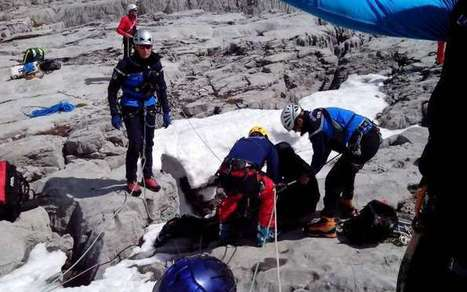 5 jours dans une crevasse, le miraculé de la Pierre Saint-Martin | Neige et Granite | Scoop.it