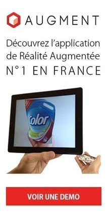 La Réalité Augmentée - tout savoir : Jeux, Applications, Vidéos | Ecriture mmim | Scoop.it