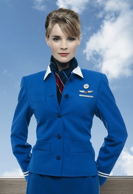 KLM Stewardess Uniform | All about Airlines ! | Scoop.it