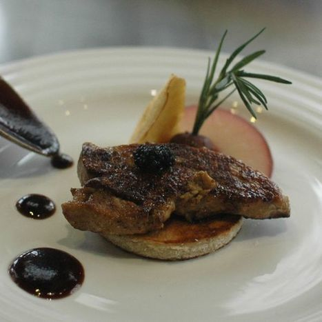 This Man Might Be Producing the World's Only Ethical Foie Gras | Foodie Fun!! | Scoop.it
