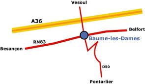 Lycée Jouffroy d'Abbans à Baume-les-Dames (Doubs) | Accueil | l'orientation post bac pour les lycéens | Scoop.it