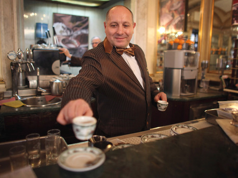 EU Embraces 'Suspended Coffee': Pay It Forward With A Cup Of Joe : NPR | Our Collective Good | Scoop.it