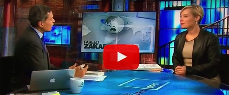 The Silo Effect - Fareed Zakaria's GPS Interview of author Gillian Tett [video] | Curation Revolution | Scoop.it