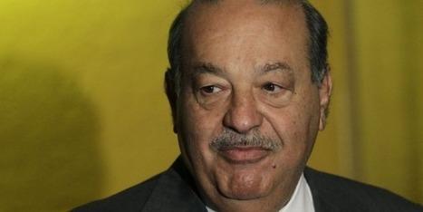 Carlos Slim devient premier actionnaire du New York Times | DocPresseESJ | Scoop.it