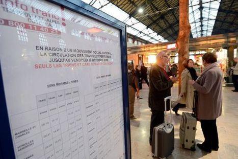 Pas de big bang pour les nouveaux horaires de la SNCF - Le Figaro | Mission Calais - SNCF Développement - le Cal'express - | Scoop.it