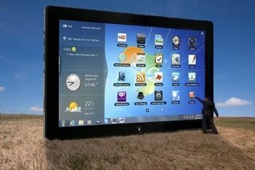 Samsung dévoile sa dernière tablette 312 pouces | Ideal PC vous informe | Scoop.it