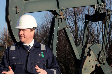 David Cameron warns EU not to stand in the way of UK fracking | Fraccing in the UK | Scoop.it