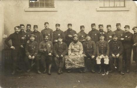 Chtimis prisonniers de guerre : photos de groupes | Auprès de nos Racines - Généalogie | Scoop.it