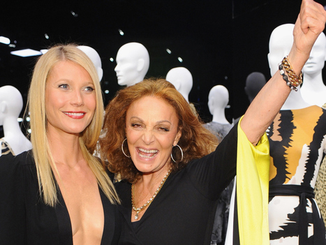 Diane von Furstenberg Parties with Hollywood's Finest Before the Golden Globes - Variety | CLOVER ENTERPRISES ''THE ENTERTAINMENT OF CHOICE'' | Scoop.it