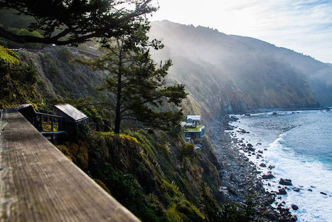All About The Real Big Sur Retreat From The Mad Men Finale | MIND AT LARGE | Scoop.it